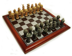 Australian Feature Chess Set - Pieces Only