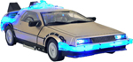 Back to the Future 2 - MK1 DeLorean Time Machine 1:15 with SFX