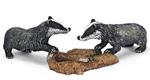 Schleich - Badger Cubs - 14651