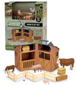 CollectA Farm Barn Playset Boxed set 88297