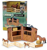 CollectA Farm Stable Playset Boxed set 88298