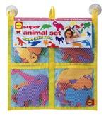 Animal Bath Stickers