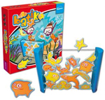 Batik Kid Wooden Game by Gigamic