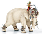 Schleich - Battle Elephant -70063