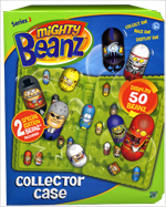 Moose Mighty Beanz - Series 3 Collector Case