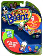Moose Mighty Beanz - Series 3 - 6 Pack