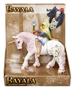 Schleich - Bilara Light Elf Rider - 72004