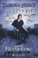 Beka Cooper Blood Hound - a novel by Tamora Pierce