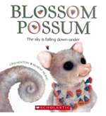 Blossom Possum by Gina Newton