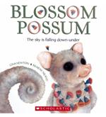 Blossom Possum by Gina Newton