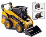 Caterpillar 272C Skid Steer Loader 1:32 Die-Cast Replica -55167