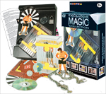 Exclusive Magic Houdini Box and Chains Set
