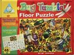 Bug Tumble Floor Puzzle. (91cm x 61cm)