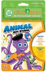 ClickStart ™ Animal Art Studio