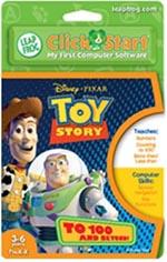 ClickStart Toy Story