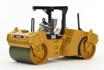 Caterpillar Vibratory Ashphalt Compactor 1:50 Die-Cast Replica - 55132