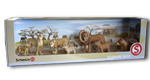 Schleich - Great Cat Scenery Pack - 40987 Group of 7
