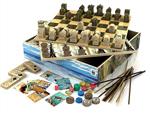 WWF 8 in 1 Games Compendium - Wooden