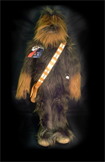 "Star Wars - Chewbacca 28"" Plush"