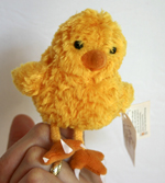 Finger Puppet - Chirpy Chick