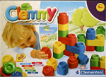 Clemmy Soft Construction World Up & Down