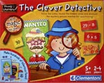 The Clever Detective Math Learning Game