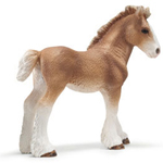 Schleich Clydesdale Foal - 13671