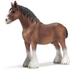 Schleich - Clydesdale Stallion - 13670