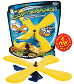Copterang Indoor Boomerang Helicopter