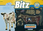 Bitz™ Anatomy Series - Cow 29 pieces