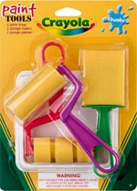 Paint Tools Chunky by Crayola