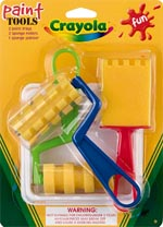 Paint tools Fun by Crayola