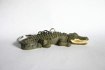 Crocodile Replica Key Ring 9.0cm Long