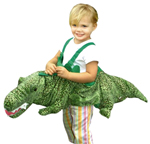 Kids Safari Wrap'n'Ride Alligator/Crocodile