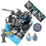 Dr Who - Cyberman Conversion Chamber Constructor Set.
