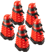 Dr Who - Dalek Drone Army Builder Multipack