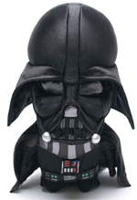Star Wars - Darth Vader 15 Inch Talking Plush)