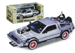 Back to the Future III - DeLorean Time Machine 1:24
