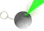 Star Wars Death Star Keyring Torch)