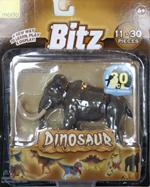 Bitz™ Dinosaur - Mammoth 30 pcs