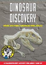 Dinosaur Discovery Molding Kit