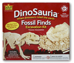 Dinosauria Fossil Find Excavation Kit T-Rex (large)