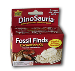Dinosauria Fossil Find Excavation Kit (small)