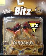 Bitz™ Dinosaur - Stegosaurus 22 pcs