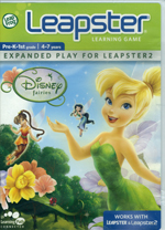 Disney Faries - EP for Leapster2