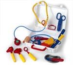 Doctors Set in Case