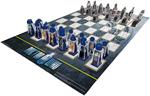 Dr Who - Animated Chess Set