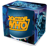 Dr Who Logo Boxed China Mug