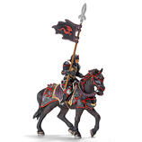 Schleich - Dragon Armoured Knight with Lance on Warhorse - 70102