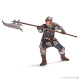 Schleich - Standing Dragon Knight with Pole Arm - 70106